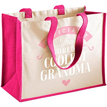Grandma Gift Birthday Bag Personalised Present Great Gifts Funny From