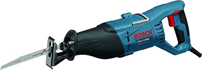 Bosch GSA 1100 E Professional Sabre Saw (1100 watts)