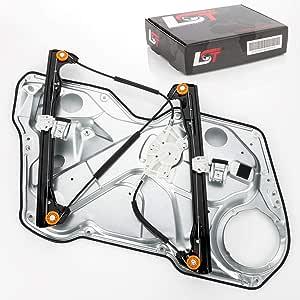 Lst Fensterheber Elektrisch Komplett Metallplatte Vorne Rechts Leon Toledo Auto