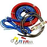 Kit de Câblage Amplificateur de voiture / AMP Câblage Fusible Audio du Sonore Câble RCA 400W