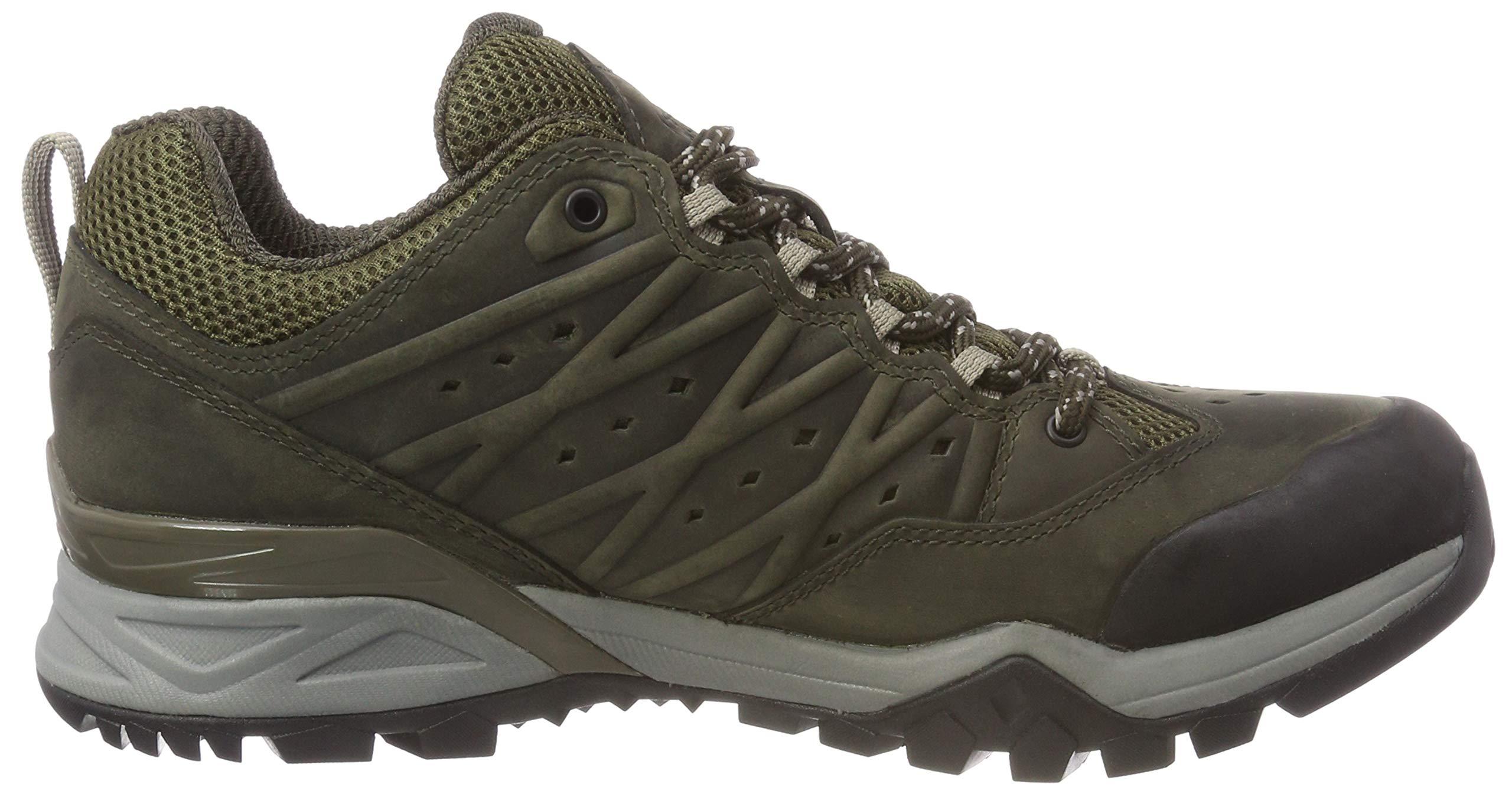 71Ru2 Nu1PL - THE NORTH FACE Men's Hedgehog Ii GTX Low Rise Hiking Boots
