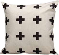 Kissenbezug Kissenhülle 45x45 cm Ronamick Geometrische Marmor Textur Square Throw Kissenbezug Sofa Bett Home Decorative Weich