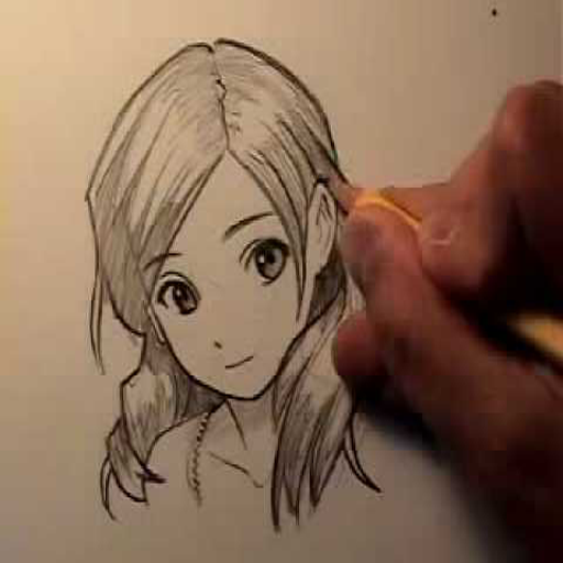 How To Draw Manga Characters - Videos
