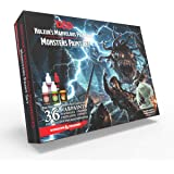 The Army Painter   Dungeons & Dragons Nolzur's Marvelous Pigments Monsters Paint Set   36 Acrylic Paints for Roleplaying, Tab