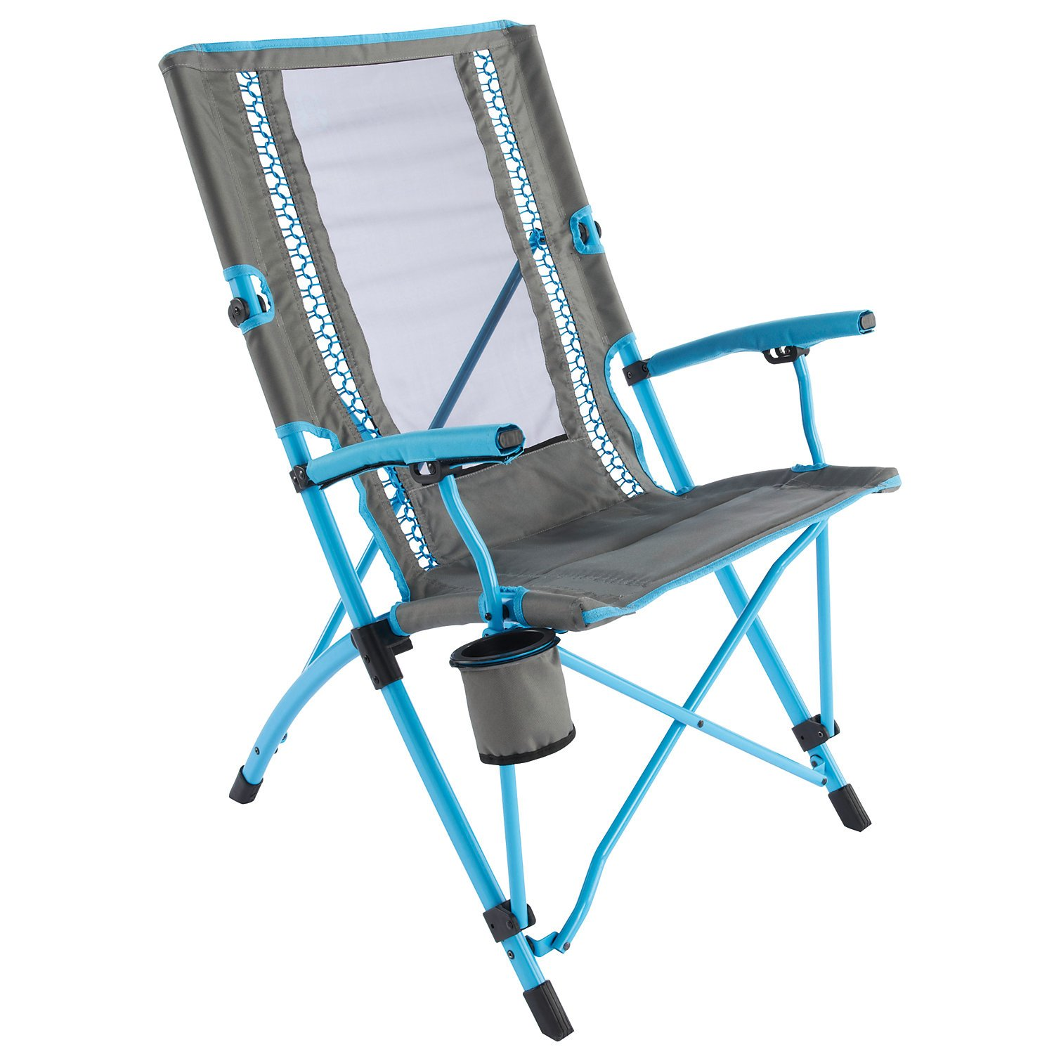 Coleman Uni Bungee Sling Camping Chair Blue Amazon