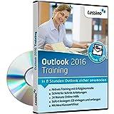 Outlook 2016 Training - In 8 Stunden Outlook sicher anwenden   Einsteiger und Auffrischer lernen mit diesem Kurs Schritt für Schritt die sichere Anwendung von Outlook [1 Nutzer-Lizenz]