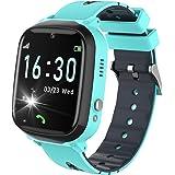 Smartwatch Bambini Smart Watch Call a Due Vie Telefono con Puzzle Giochi Lettore Musicale SOS Camera Touch Screen Orologio da