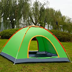 YUMAI Automatisches Zelt/Schnell Geöffnet/Frei Konstruktion/Camping/Strand/Angeln/Outdoor/Doppel Zelt Tourismus Zelt