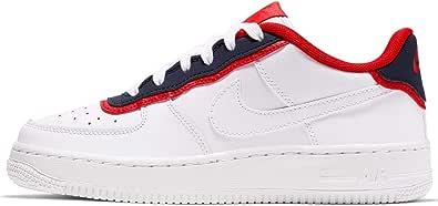 Nike Air Force 1 Lv8 1 DBL GS, Scarpe da Basket Uomo