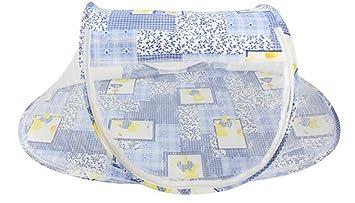 Generic Foldable Baby Bed Mosquito Net Instant Travel Tent Crib Multi-Function Playpen Pop up (Blue) Amazon.co.uk Baby  sc 1 st  Amazon UK & Generic Foldable Baby Bed Mosquito Net Instant Travel Tent Crib ...