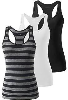 Reggiseno sportivo da donna comodo e sportivo push-up URPLITY senza cuciture reggiseno imbottito in cotone ad alto impatto traspirante