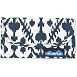 Kavu Big Spender Cartera Tri-Fold Clutch