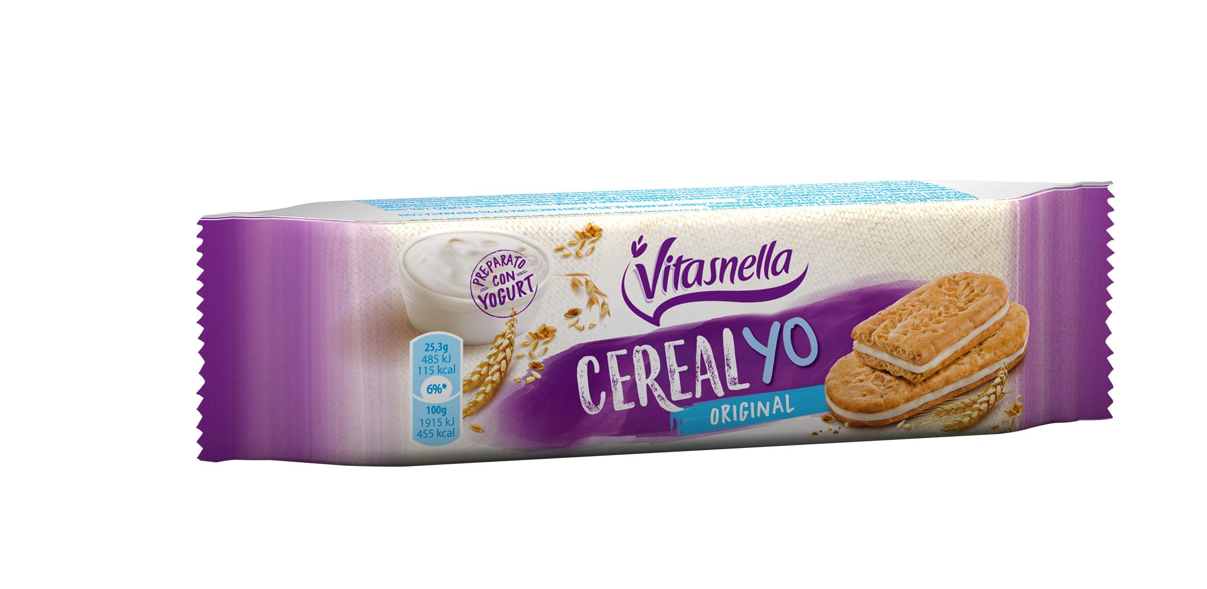 Vitasnella Cereal Yo Showbox - Confezione da 18 pezzi 2 spesavip