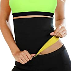 Rapid Unisex Gymming/Jogging Trim Belly Waist Shaper Belt Large Waist Size 30