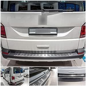 Tuning Art L177 Edelstahl Ladekantenschutz 5 Jahre Garantie Fahrzeugspezifisch Auto