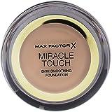 MaxFactor Miracle Touch Foundation, 40 Creamy Elfenben, 11,5 g