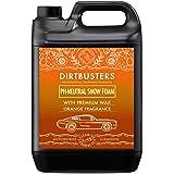 Dirtbusters oranje Snow Foam shampoo 5 liter