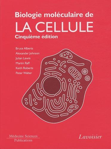 Biologie moléculaire de la cellule : 2 volumes (1Cédérom)