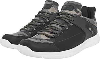 Urban Classics Trend, Sneaker a Collo Alto Unisex-Adulto