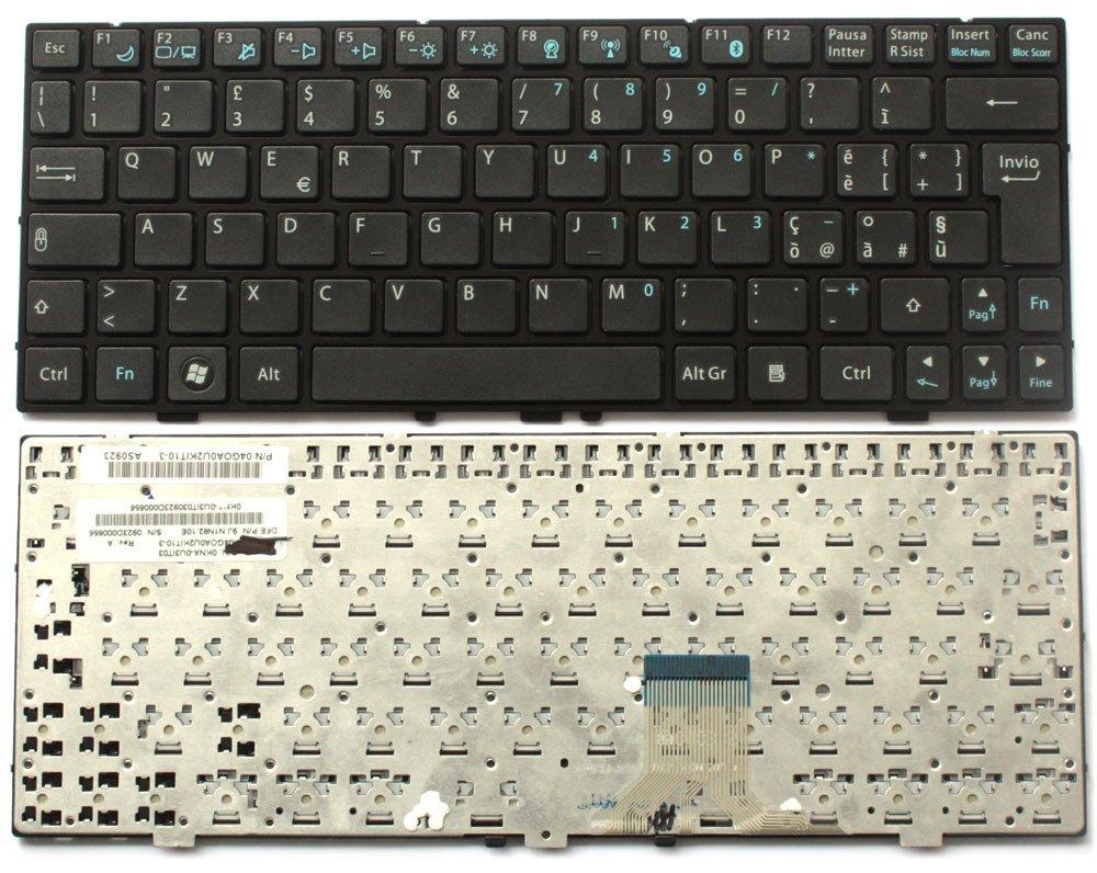 Italianbiz Zubehr Fr Notebooks Online Kaufen Keyboard Laptop Asus X540l X540la X540s X540sa X540sc Series 500