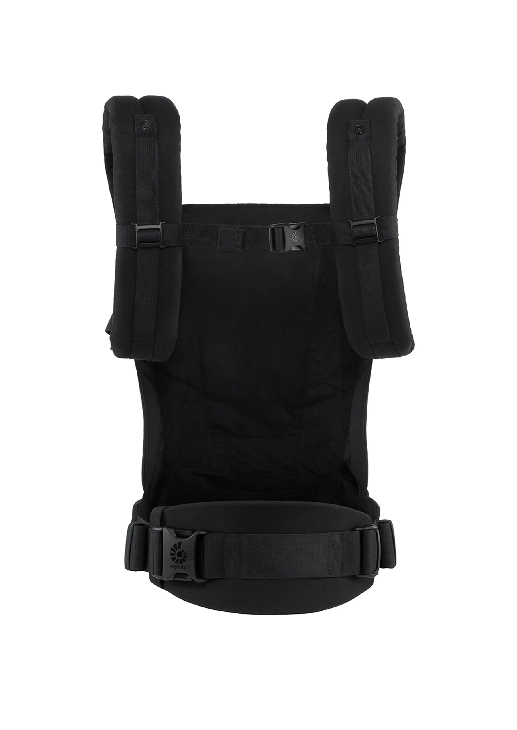 ErgoBaby Adapt Baby Carrier Black Ergobaby Adapt to Every Baby Easy. Adjustable. Newborn to toddler. 4