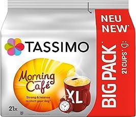 Tassimo Morning Café XL, Kaffee Kapseln, 5er Pack (5 x 164 g)