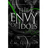 The Envy of Idols: A High School Bully Romance (Rich Boys of Burberry Prep Book 3) (English Edition)