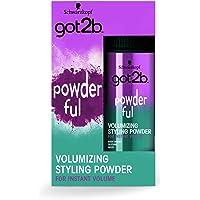 Schwarzkopf - Polvere per acconciatura volumizzante got2b Powder'ful, 10 g