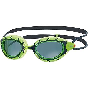 Zoggs Predator Polarized Gafas, Unisex, Verde y Negro, Talla única