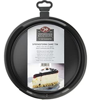 25cm Master Class KCMCHB44 Masterclass Non-stick Quick-release Springform Cake Tin With Loose Base