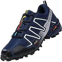 Csgkag Scarpe da Trail Running Uomo Scarpe da Trekking Corsa Scarpe da Ginnastica Outdoor Fitness Respirabile Leggero…