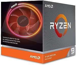 Amd Ryzen 9 3900x Socket Am4 Processor Computers Accessories