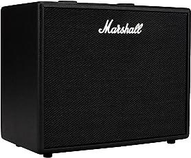 Marshall Code 50 50-Watt Digital Combo Amplifier, Black