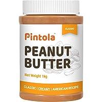 Pintola Classic Peanut Butter (Creamy) (1 kg)