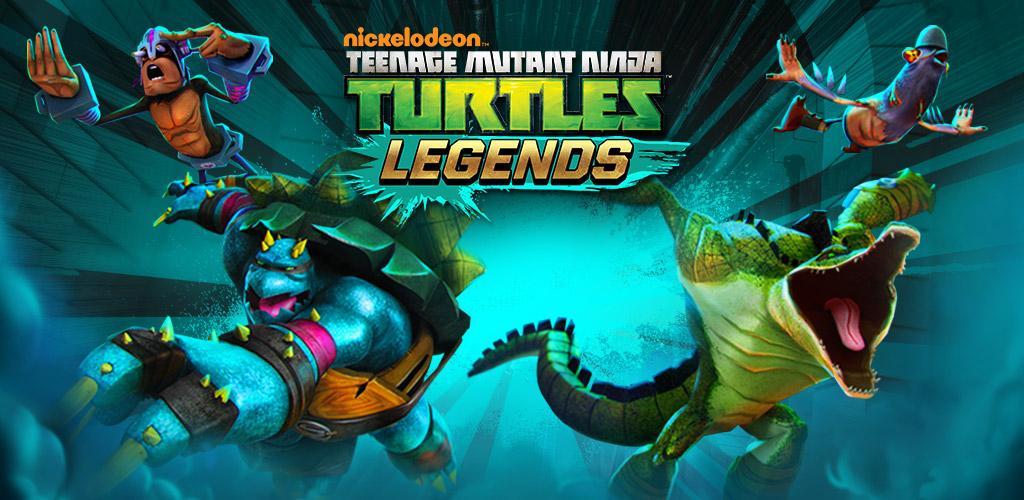 Image of Teenage Mutant Ninja Turtles: Legends