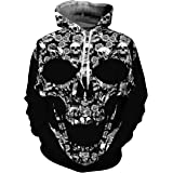 Freshhoodies Unisex Pullover Hoodie for Men Women Long Sleeve Drawstring Hooded Sweatshirts with Pockets M-XXL