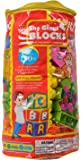 Toyzone Giant Kids Building Blocks 150 Pcs (80190)