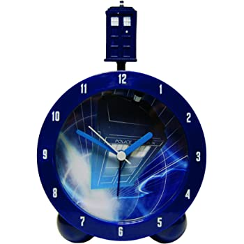 Doctor Who Tardis Digital Projection Alarm Clock Dr190 Amazon