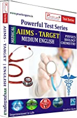 Practice Guru AIIMS Target Test Series (CD)