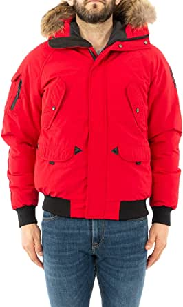 HELVETICA Blousons et Vestes Anchorage Red H XXL: