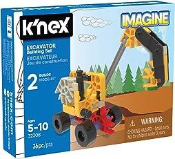 K'Nex Excavator Building Set, Multi