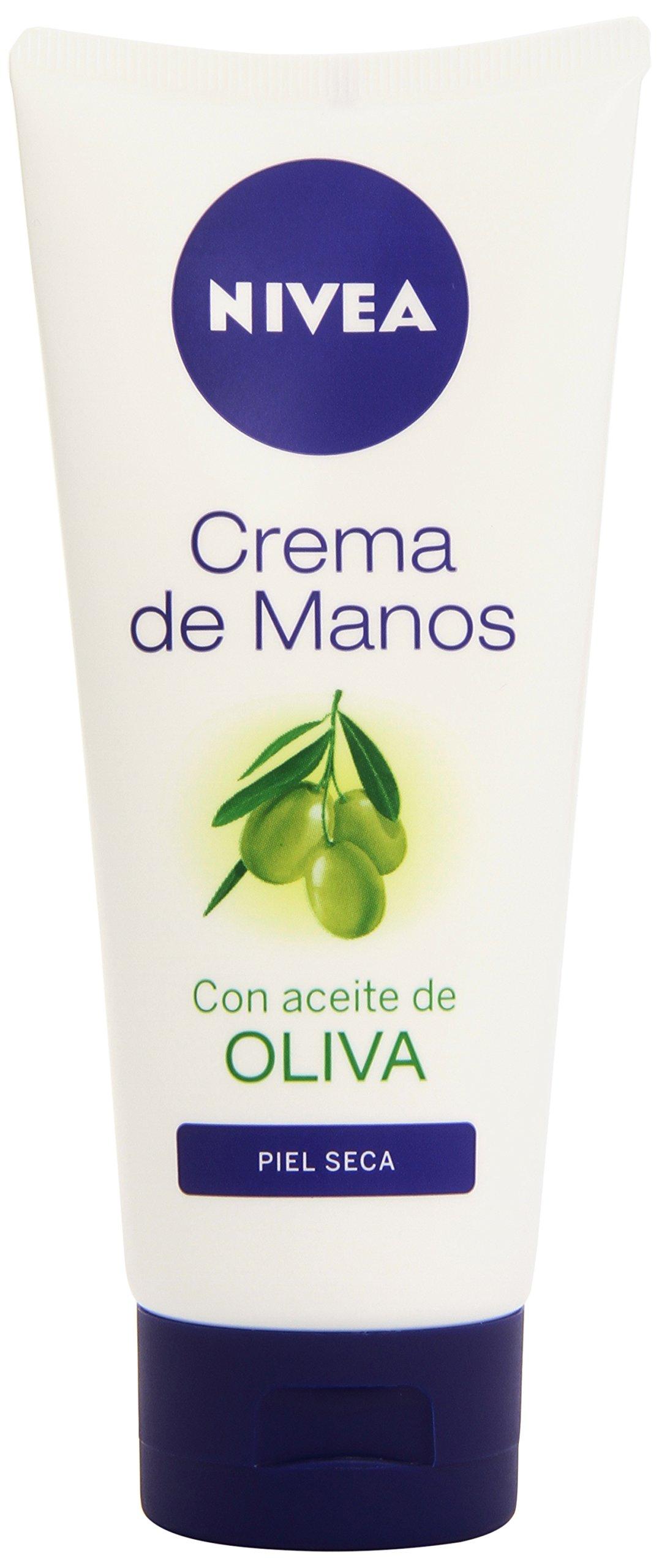 Nivea Crema de Manos Aceite de Oliva – 100 ml
