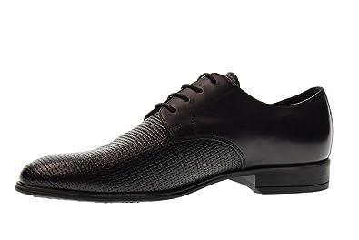 Classic Men's Shoes 20407-S-S67 Black Printed Kira