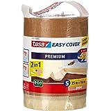Tesa 57011-00000-03 Easy Cover PREMIUM Film REFILL, 25m:180mm
