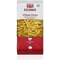 Amazon Brand - Solimo Durum Wheat Penne Pasta, 500g