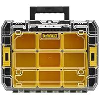 DEWALT DWST1-71194 T-STAK V Unità Porta Minuterie/Elettroutensili con Coperchio Trasparente, Composto da Interni…