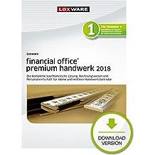 Lexware finacial office premium handwerk 2018 Download Jahresversion (365-Tage) [Online Code]