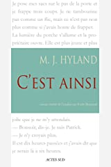 C'est ainsi (Lettres anglo-américaines) (French Edition) Kindle Edition