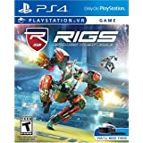 RIGS Mechanized Combat League by Sony - Playstation 4 VR