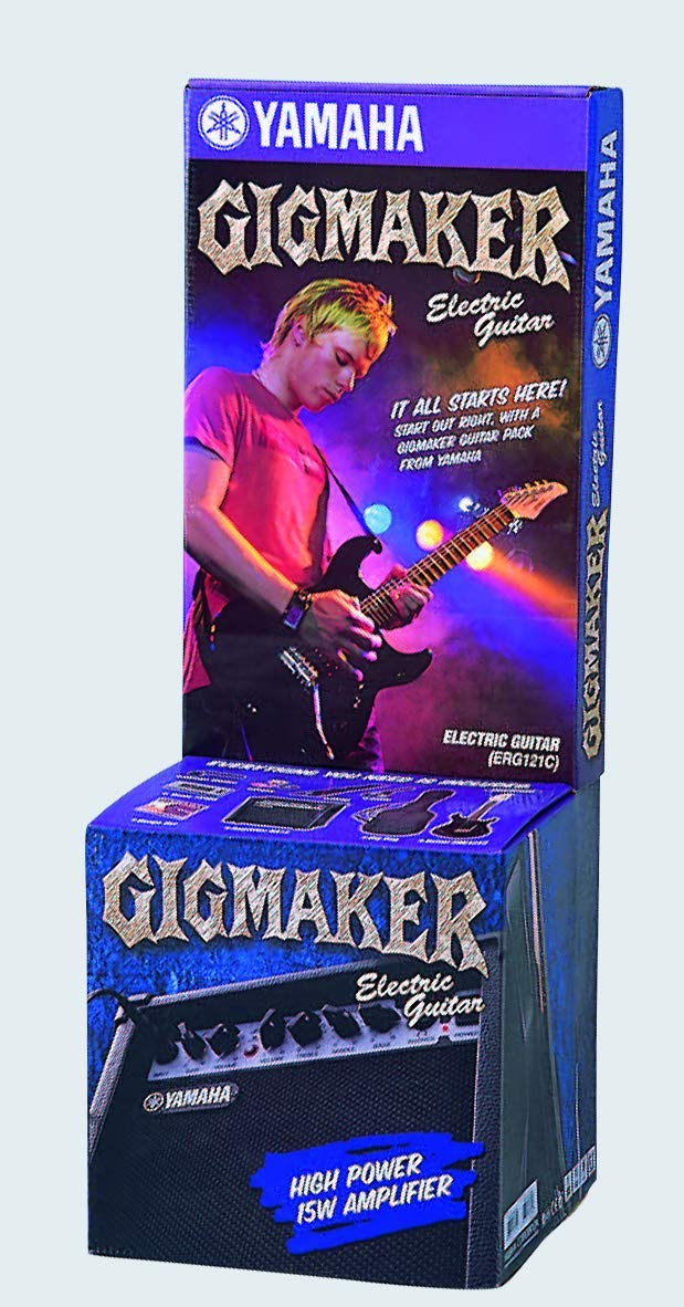 Yamaha ERG121GPIIHII – Set chitarra elettrica